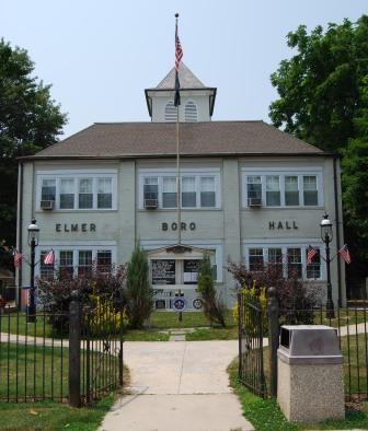 Elmer Borough Hall